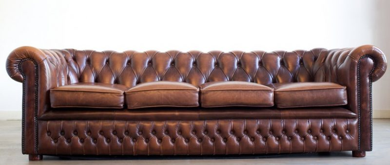 sofa chester original